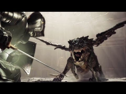 Deep Down : trailer TGS 2014