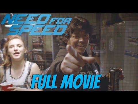Need For Speed 2015 - Full Movie / All Cutscenes