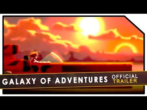 Star Wars: Galaxy Of Adventures | Official Trailer | New Star Wars Web Serie (2018)