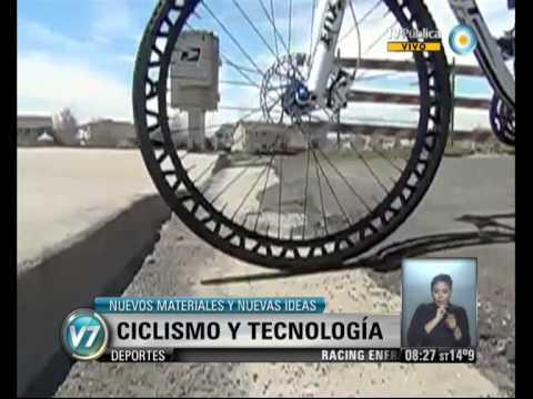 Visión 7: Ciclismo y tecnología