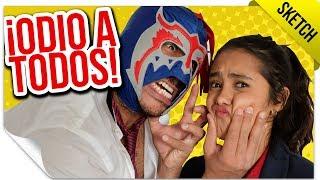 Video Haters S.A. | SKETCH | QueParió! ft. El Escorpión Dorado MP3, 3GP, MP4, WEBM, AVI, FLV Juli 2018