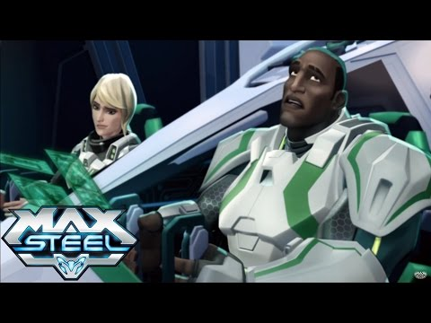 COME TOGETHER: PART 1   Episode 1 - Season 1   Max Steel