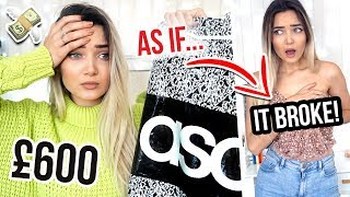 Video I SPENT £600 ON ASOS... WTF DID I EVEN BUY!? MP3, 3GP, MP4, WEBM, AVI, FLV Oktober 2018