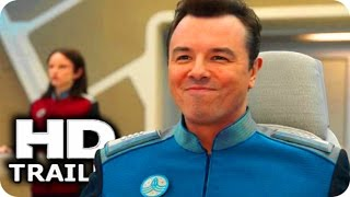 Video THE ORVILLE Official Trailer (2017) Star Trek Spoof, Seth MacFarlane Comedy Drama Series HD MP3, 3GP, MP4, WEBM, AVI, FLV Oktober 2018
