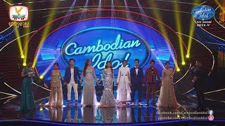 Khmer TV Show -  Live Show Week 5(2018)