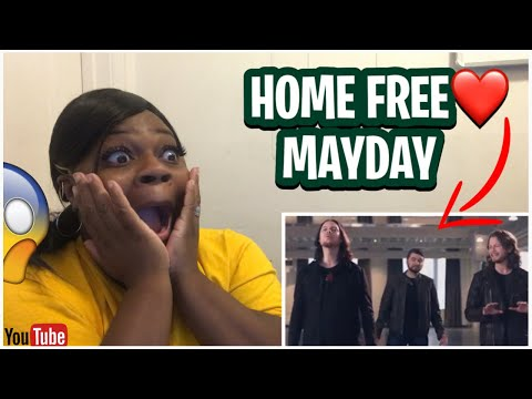 FIRST TIME REACTING TO-Cam - Mayday (Home Free Cover)