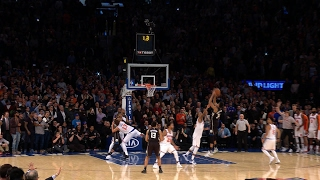Check out the best clutch shots of January from the 2016-2017 season!