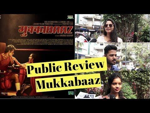 Vineet Kumar Singh | Jimmy Shergill | Ravi Kishan | Zoya Hussain | Public Review | Mukkabaaz