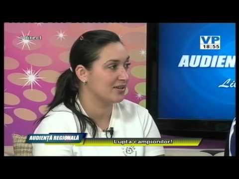 Emisiunea Audiență regională – Lupta campionilor – 8 aprilie 2015