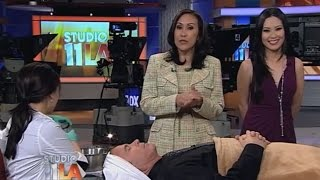 BHPSinc on Studio 11 Los Angeles | Dr. Gabriel Chiu | Beverly Hills