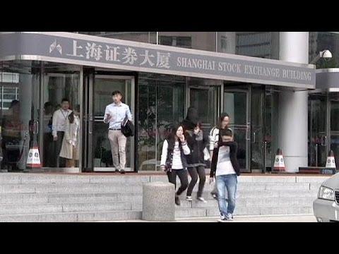 Ανέκαμψαν τα κινεζικά χρηματιστήρια – economy