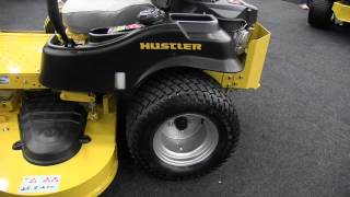 3. #HustlerTurf Raptor SD Residential Zero Turn Lawn Mower: By John Young of the Weekend Handyman