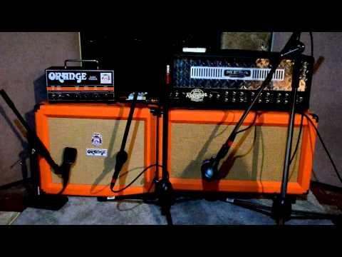 Mesa + Orange Dark Terror Tonality Test