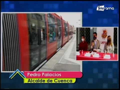 Tranvía de Cuenca comienza fase de integración con el pago del pasaje