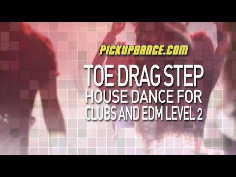 Обучение клубным танцам: фристайл. Урок видео.