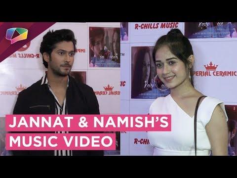 Jannat Zubair Rahmani And Namish Taneja's Music