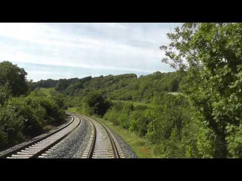 DB Bahn – Nr. 8 – Führerstandsmitfahrt – Von Bingen am Rhein nach Neustadt an der Weinstraße