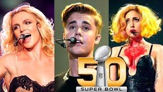 Video SUPER BOWL 2016 HALFTIME SHOW | BRITNEY SPEARS LADY GAGA JUSTIN BIEBER | IT'S MUSIC SERCH MP3, 3GP, MP4, WEBM, AVI, FLV Juli 2018