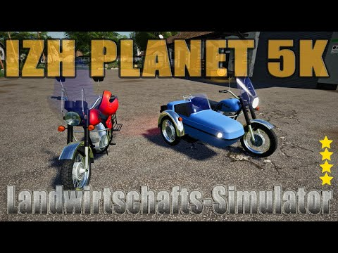 IZH Planet 5k v1.0.0.0