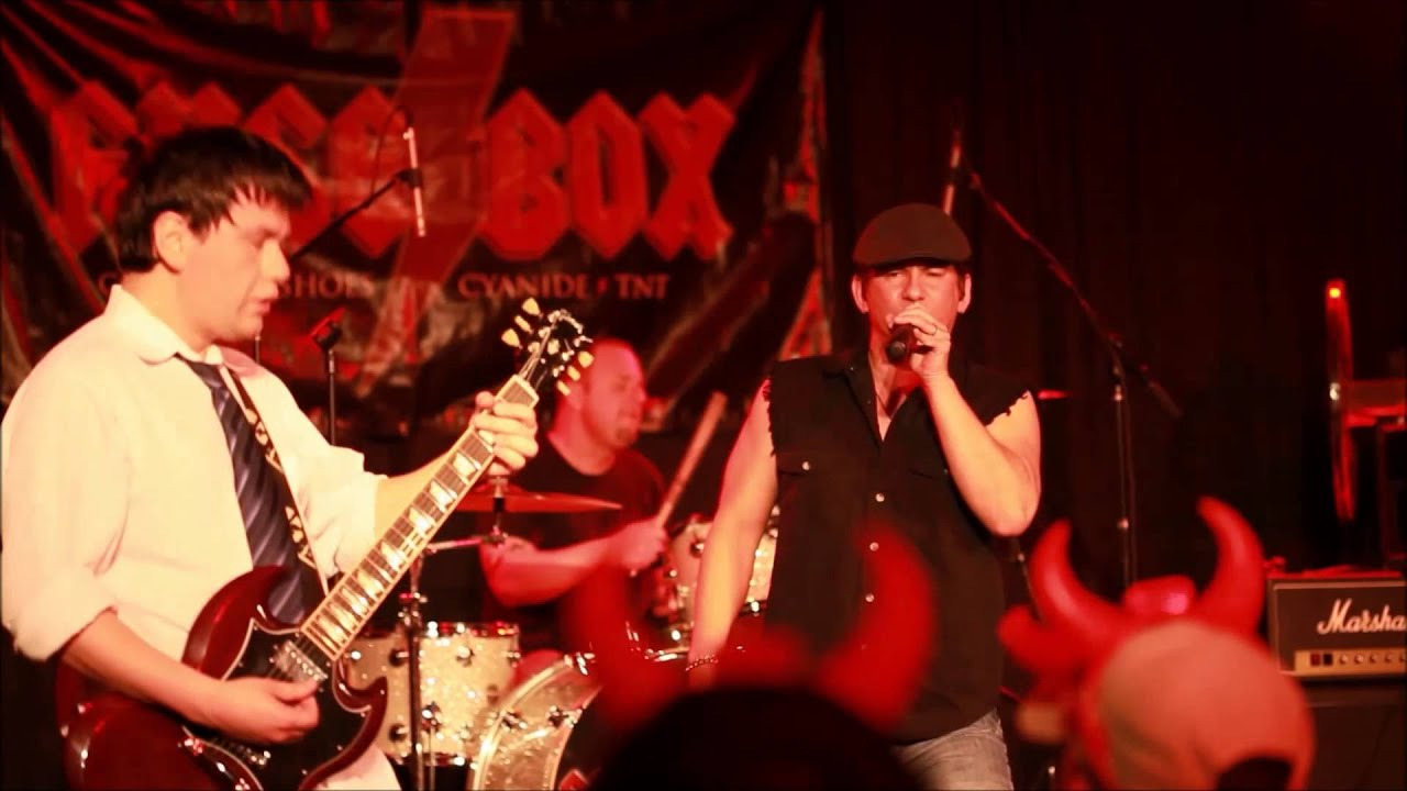 Fuse Box Band : Hire fuse box ac dc tribute band in fresno california