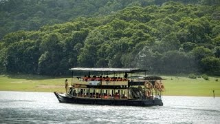 Thekkady India  city photos gallery : Tourist places in India - Periyar Tiger reserve national park Thekkady