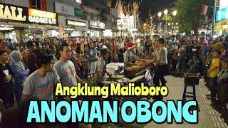 Angklung Malioboro - Anoman Obong | Pengamen Jogja Istimewa