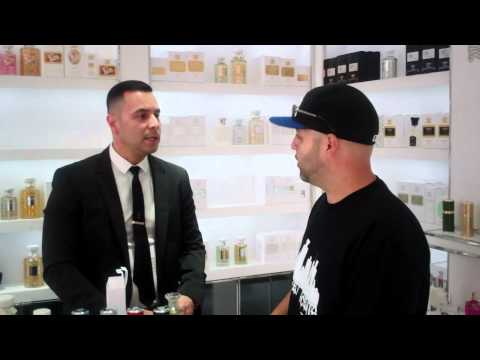 atomizers - STREET SCENTS at The CREED Boutique NYC me and Rodney discuss Creed Travel Atomizers/Ambergris/Virgin Island Water . I will do more videos at the Creed Bouti...
