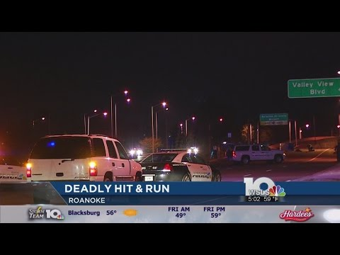 Roanoke police find alleged hit-and-run driver involved in fatal Hershberger Road crash