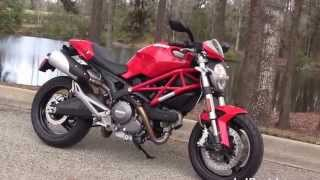 3. Used 2010 Ducati Monster 696 Motorcycles for sale
