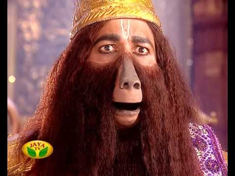 Jai Veera Hanuman - Episode 540 On Friday,28/04/2017