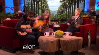 Taylor Swift and Zac Efron Sing a Duet!