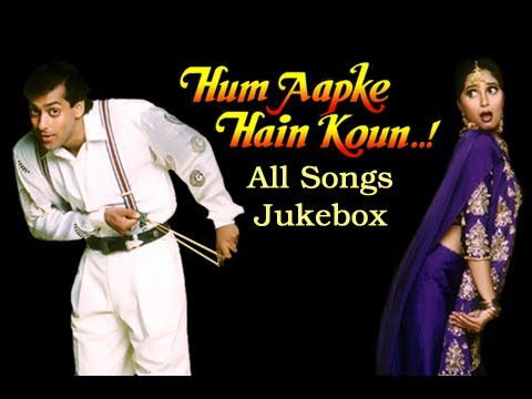 Hum Aapke Hain Koun - All Songs Jukebox - Salman Khan & Madhuri - Superhit Old Hindi Songs