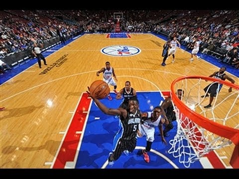 Victor Oladipo Notches First Career Triple-Double