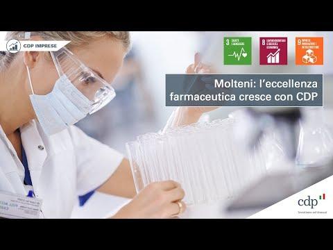 Molteni Farmaceutici: eccellenza e innovazione con CDP