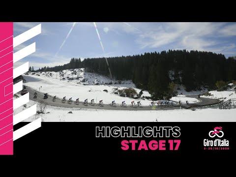 Giro d'Italia 2020 | Stage 17 | Highlights