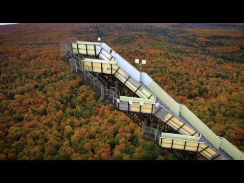 Fall at Michigan's Trailhead