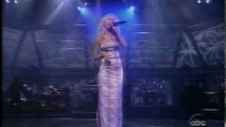 Christina Aguilera - I Turn To You In Live