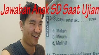 Video 26 jawaban anak sd bikin ngakakk MP3, 3GP, MP4, WEBM, AVI, FLV November 2018