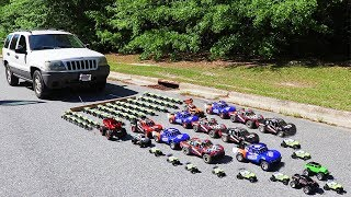 Video How Many Toy Cars Does It Take To Pull A Real Car? MP3, 3GP, MP4, WEBM, AVI, FLV Juni 2019