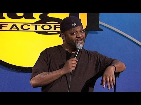 Aries Spears - Customer Service (Stand Up Comedy)