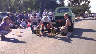 Round 2 of the Southern Strength Series held at Kadina Cornish Festival 2015.