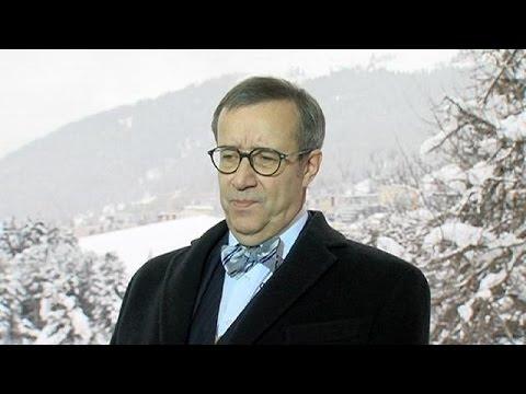 """Ο πρόεδρος της Εσθονίας μιλάει στο euronews για την κατάσταση στη Συρία και την… """"απειλή"""" Πούτιν!"""