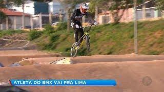 Atleta do BMX de Sorocaba vai disputar o Pan-Americano em Lima