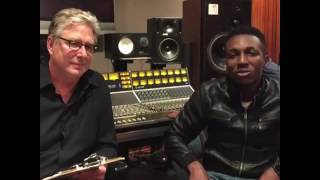Watch Worship legend in Blackbird Studio in Nashville, Tennessee with Frank Edwards as he sings in Igbo. ABOUT VINEJUICE We keep you up to date with the juic...
