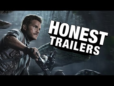 Jurassic World Honest Trailer