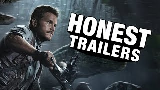 Video Honest Trailers - Jurassic World MP3, 3GP, MP4, WEBM, AVI, FLV Juli 2018