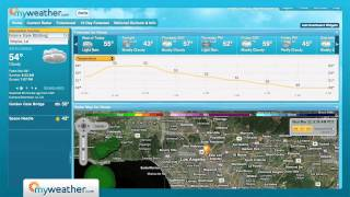 MyWeather Mobile® YouTube video