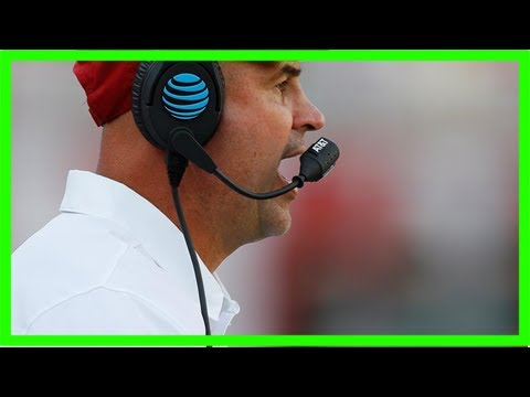 Jeremy pruitt reportedly finalizing contract to become tennessee head coach