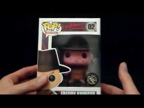 Pop! Movies FREDDY KRUEGER Unboxing!