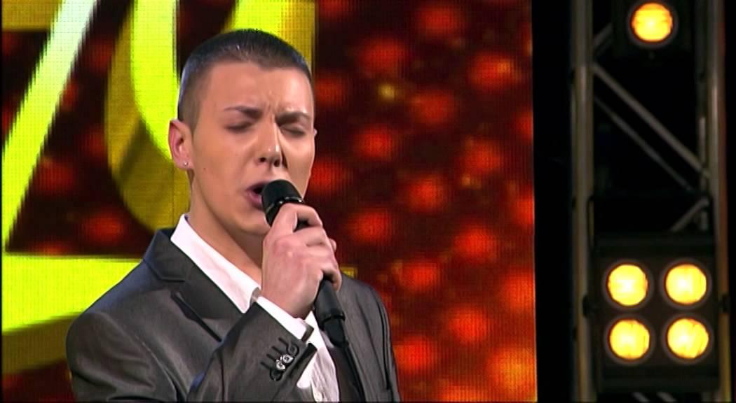 Nenad Kostov – Samo ovu noc i Zato kradem – Zvezde granda 2014 – muška grupa